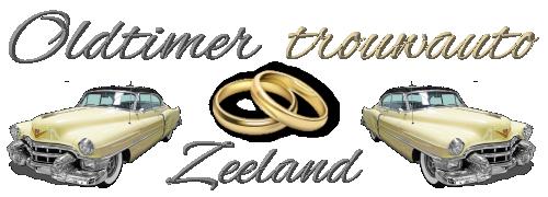 oldtimer trouwauto zeeland logo